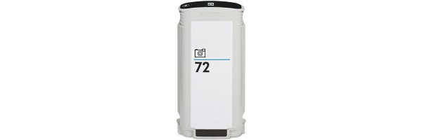 HP 72 Photo Black Remanufactured