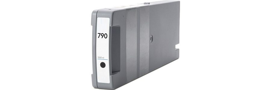 HP 790 Black Remanufactured