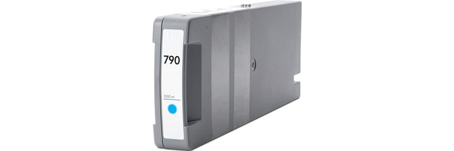 HP 790 Cyan Remanufactured