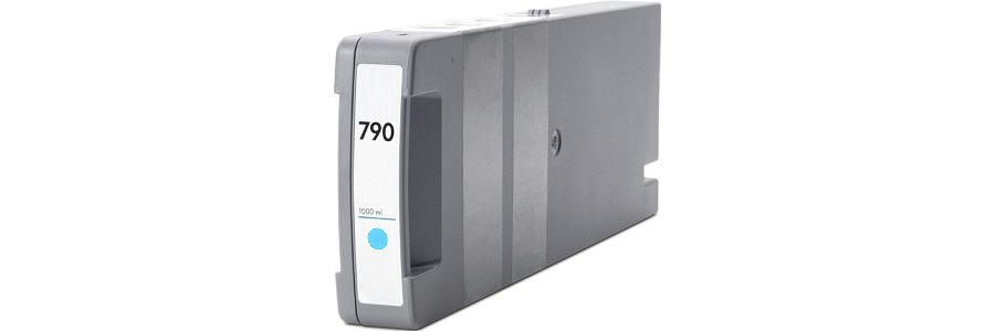 HP 790 Light Cyan Remanufactured
