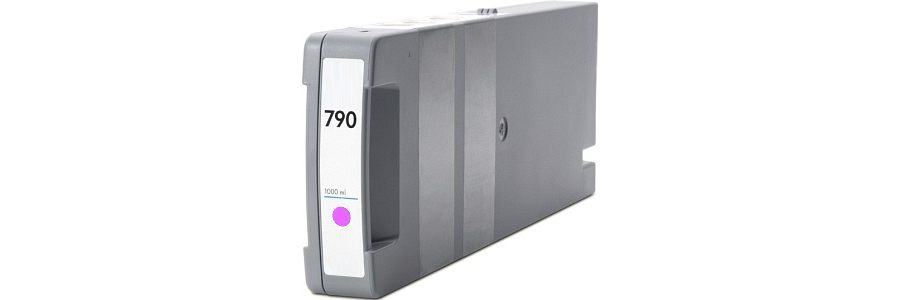 HP 790 Light Magenta Remanufactured