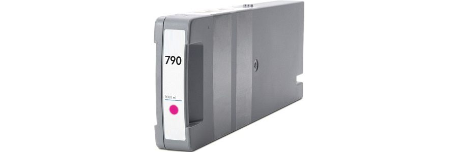 HP 790 Magenta Remanufactured