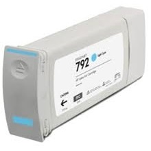 Compatible HP 792 Light Cyan Ink Cartridge