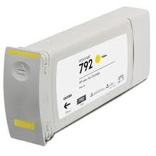 Compatible HP 792 Yellow Ink Cartridge