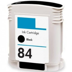 Compatible HP 84 Black Ink Cartridge