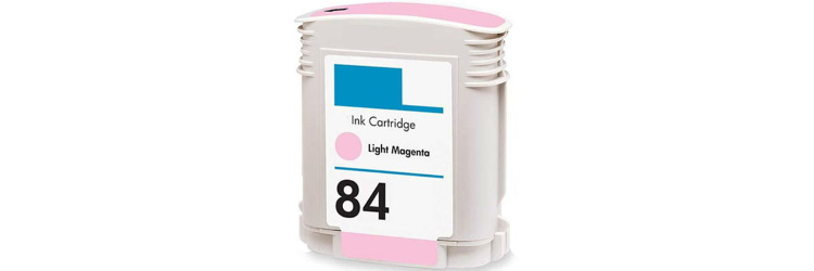 HP 84 Light Magenta Remanufactured