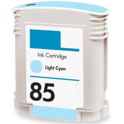 Compatible HP 85 Light Cyan Ink Cartridge