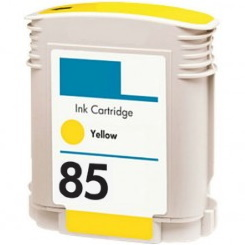 Compatible HP 85 Yellow Ink Cartridge