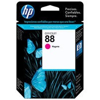 Genuine HP 88 Magenta Ink Cartridge