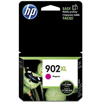 HP 902XL Magenta Ink Cartridge - HP Genuine OEM (Magenta)