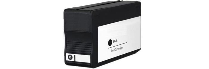 HP 932XL Black Remanufactured
