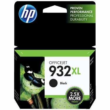 Genuine HP 932XL Black Ink Cartridge