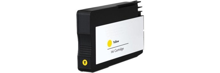 HP 933XL Yellow Remanufactured