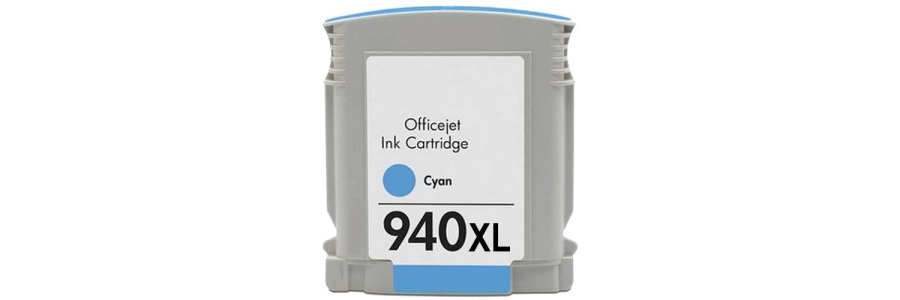 HP 940XL Cyan Remanufactured