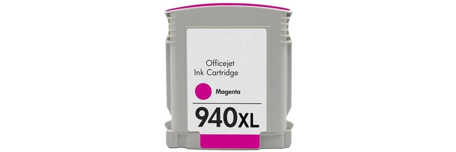 HP 940XL Magenta Remanufactured