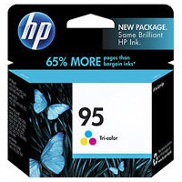 Genuine HP 95 Tricolor Ink Cartridge