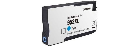 HP 952XL Cyan Remanufactured