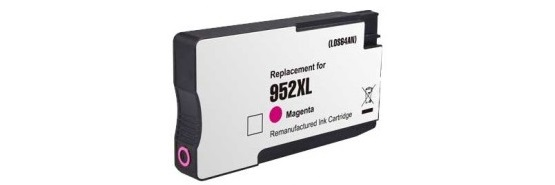 HP 952XL Magenta Remanufactured