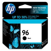 Genuine HP 96 Black Ink Cartridge