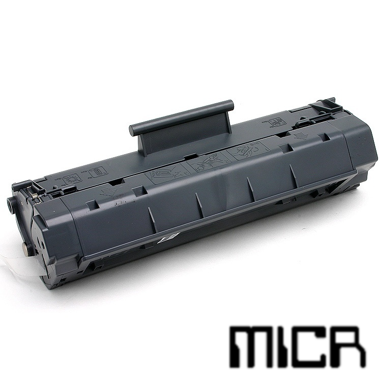 Compatible HP C4092A-micr Black MICR Toner Cartridge