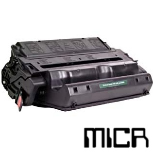 Compatible HP C4182X-micr Black MICR Toner Cartridge