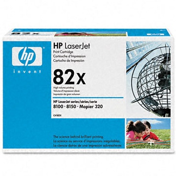 Genuine HP C4182X Black Toner Cartridge