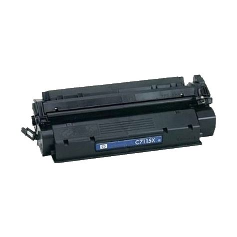 C7115X Toner Cartridge - HP Remanufactured (Black)