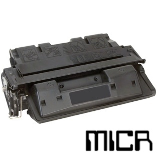 Compatible HP C8061X-micr Black MICR Toner Cartridge
