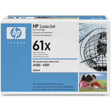 C8061X Toner Cartridge - HP Genuine OEM (Black)