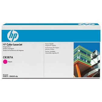 Genuine HP CB387A Magenta Imaging Drum
