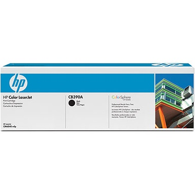 Genuine HP CB390A Black Toner Cartridge