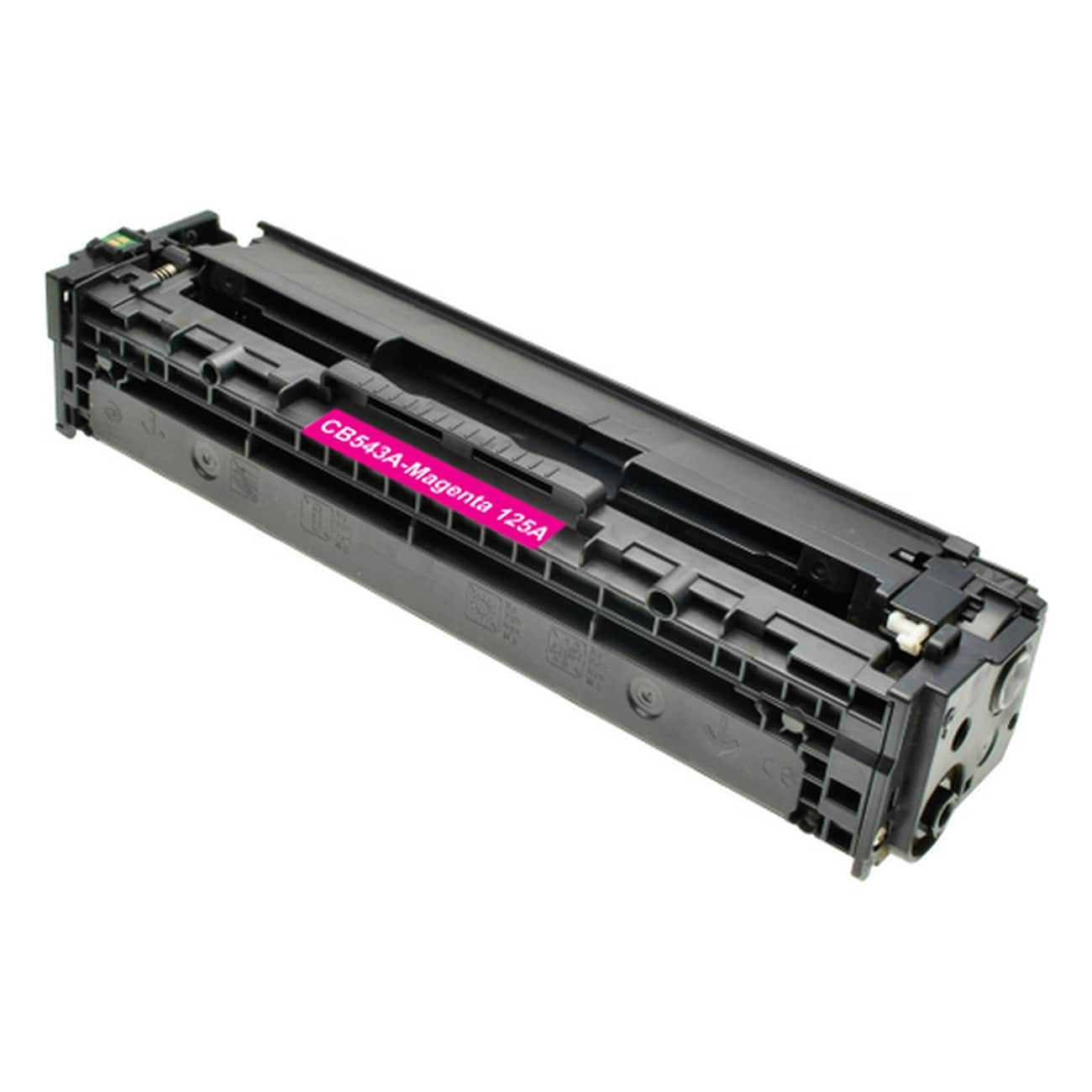 Compatible HP CB543A Magenta Toner Cartridge