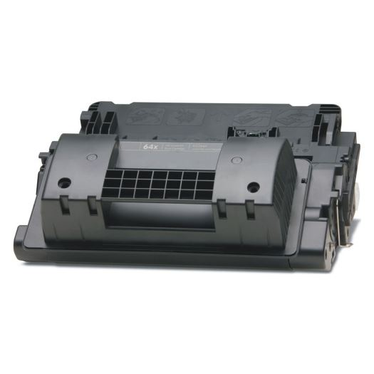 Compatible HP CC364X Black Toner Cartridge