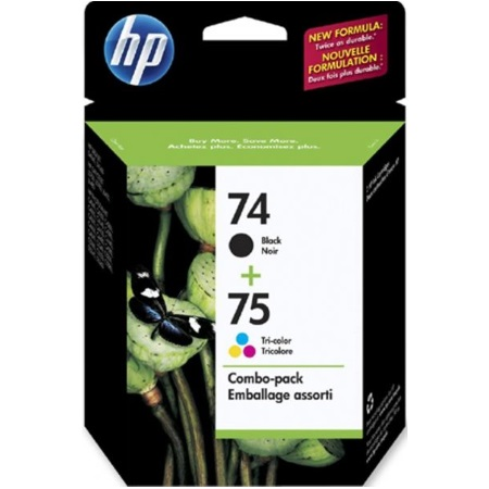 CC659FN Ink Cartridge - HP Genuine OEM (Bundle Pack)