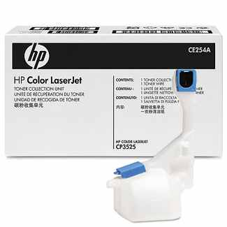 Genuine HP CE254A Waste Toner Collector