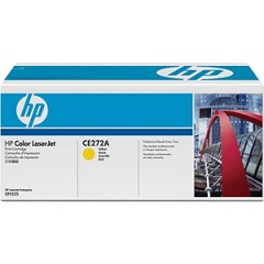 Genuine HP CE272A Yellow Toner Cartridge