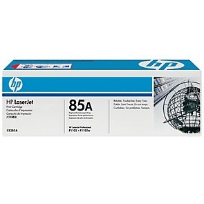 Genuine HP CE285A Black Toner Cartridge