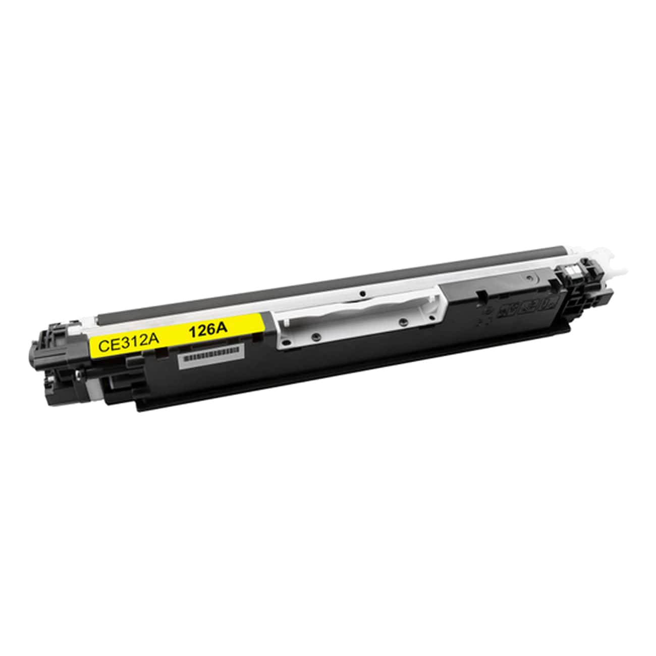 CE312A Toner Cartridge - HP Remanufactured (Yellow)
