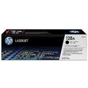 Genuine HP CE320A Black Toner Cartridge