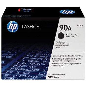 Genuine HP CE390A Black Toner Cartridge
