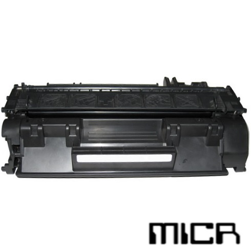 Compatible HP CE505A-micr Black MICR Toner Cartridge