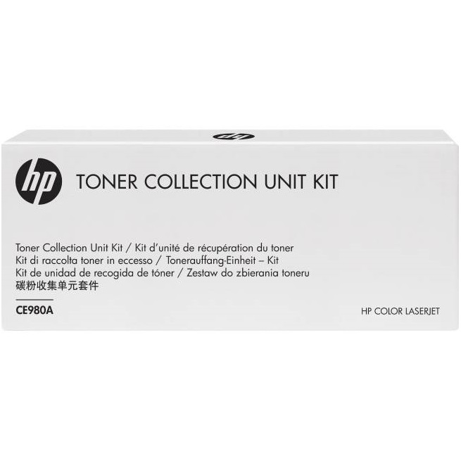 CE980A Waste Toner Collector - HP Genuine OEM