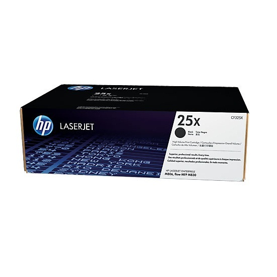 Genuine HP CF325X Black Toner Cartridge