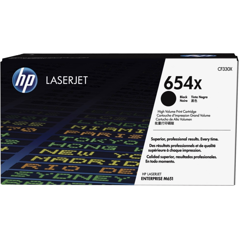 CF330X Toner Cartridge - HP Genuine OEM (Black)