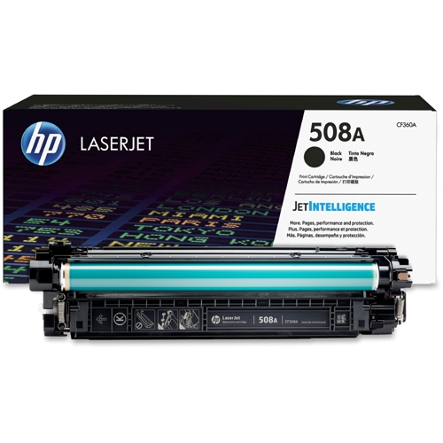 Genuine HP CF360A Black Toner Cartridge