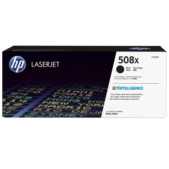 CF360X Toner Cartridge - HP Genuine OEM (Black)