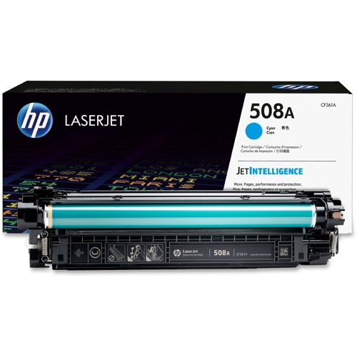 Genuine HP CF361A Cyan Toner Cartridge