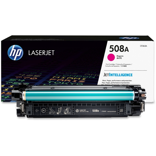 Genuine HP CF363A Magenta Toner Cartridge