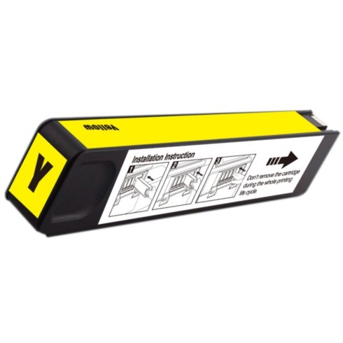 D8J09A Ink Cartridge - HP Compatible (Yellow)