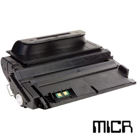 Compatible HP Q1338A-micr Black MICR Toner Cartridge
